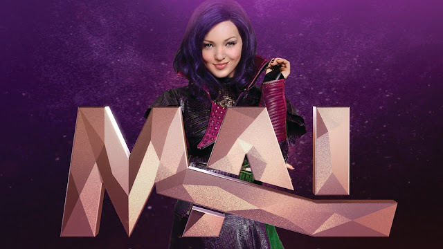 Mal Dove Cameron Disney Descendientes Descendants