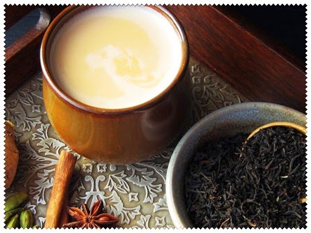 Masala arbata