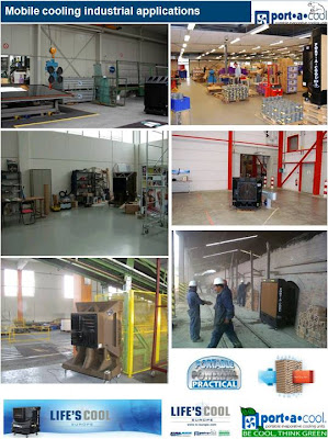 Industrial cooling specialist
