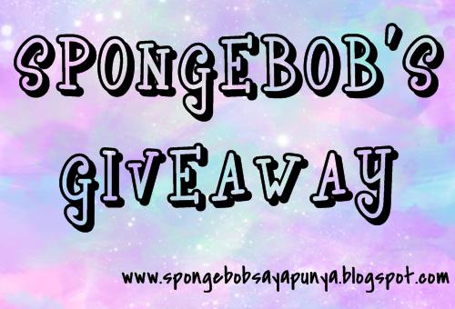 http://spongebobsayapunya.blogspot.com/2014/06/spongebobs-giveaway.html