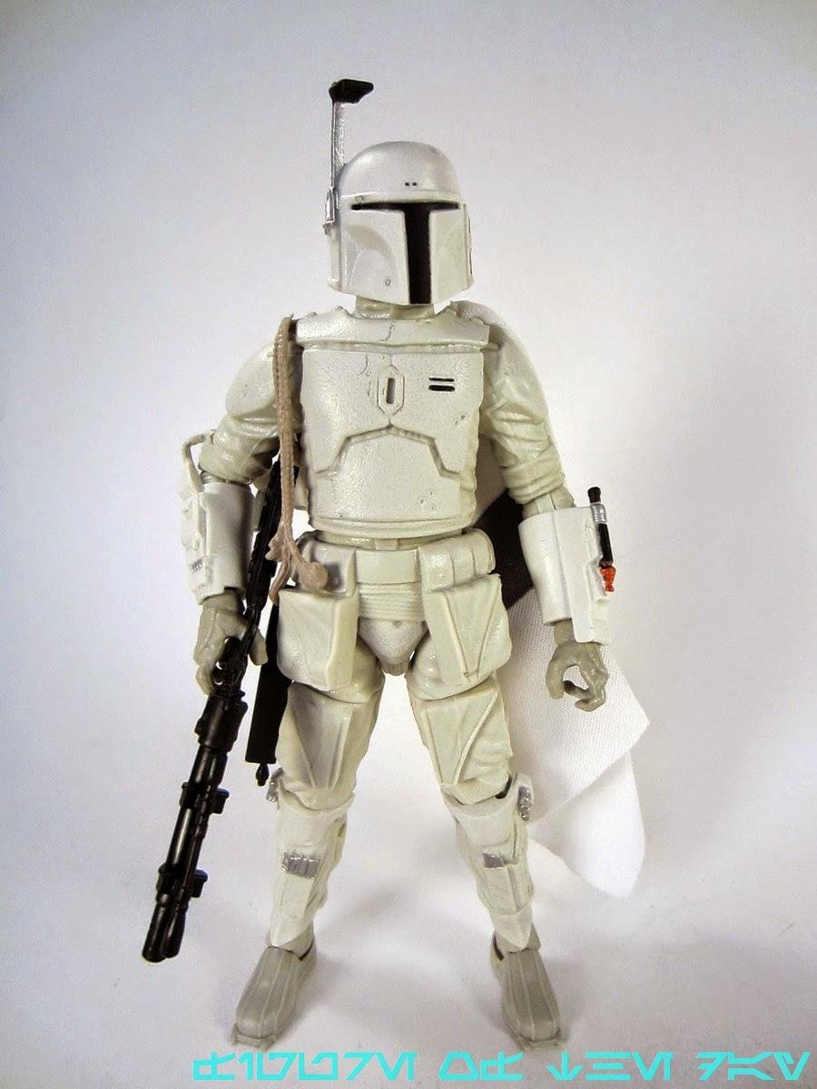 Boba Fett Concept Armor