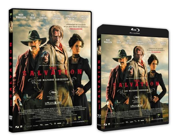 THE SALVATION, EDITADA EN DVD Y BLU RAY POR A CONTRACORRIENTE | El ...