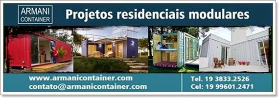 Casa,comercio e loja de container