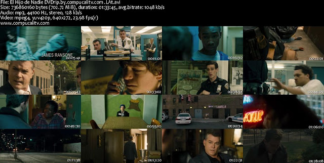 El Hijo de Nadie [The Son of no One] 2011 DVDRip Español Latino Descargar 1 Link