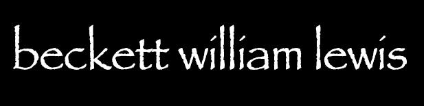 Beckett William Lewis