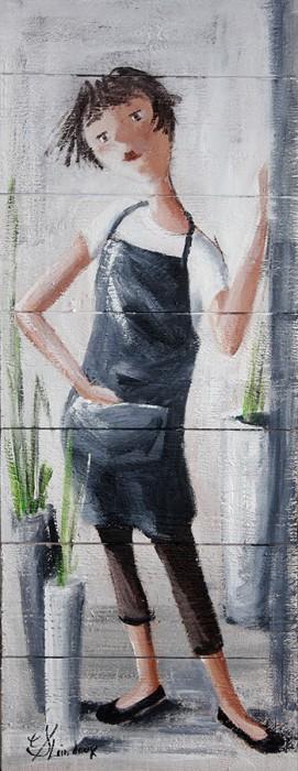 portrait d 39 une artiste peintre corinne pleindoux couleurs et nuances le blog des accros de. Black Bedroom Furniture Sets. Home Design Ideas