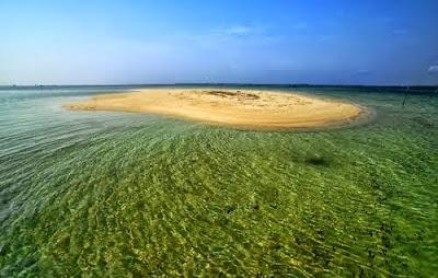 Keunikan Pulau Segajah Bontang