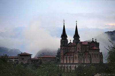 Santuario de Covadonga, Asturias, originalia, originalia.es