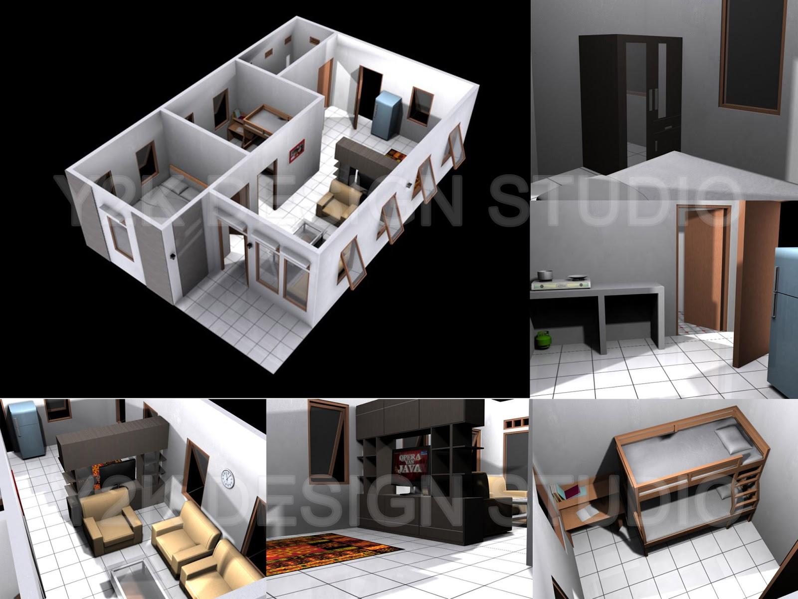 Design Rumah Sederhana & Minimalis