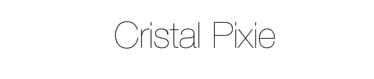 Cristal Pixie