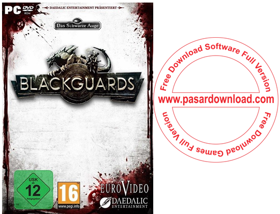 Free Download Games Blackguards Full Crack FairLight