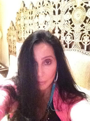 Cher - looking tired?