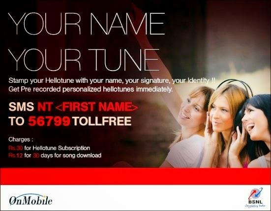 bsnl-name-tunes