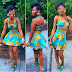 Lovely And Trendy Ankara Style For Ladies
