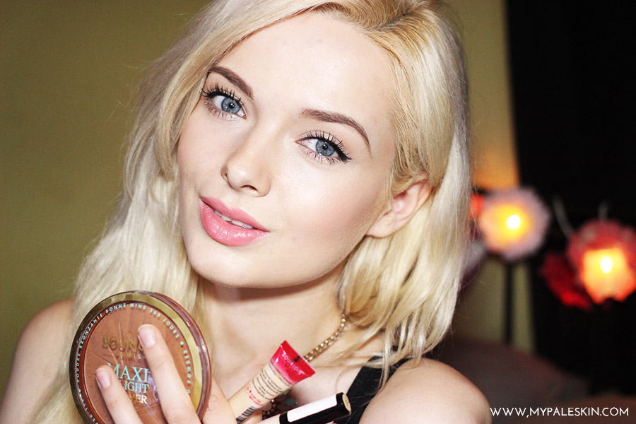 september favourites, blogger, beauty, favourites, blonde, my pale skin, em ford, pale skin