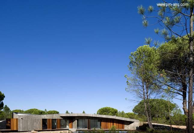 Casa Residencial Orgánica Como Duna