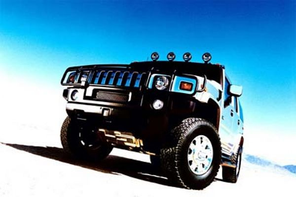 2003 Hummer H2 Modified Pictures