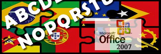 Corretor Ortográfico Microsoft Office 2007