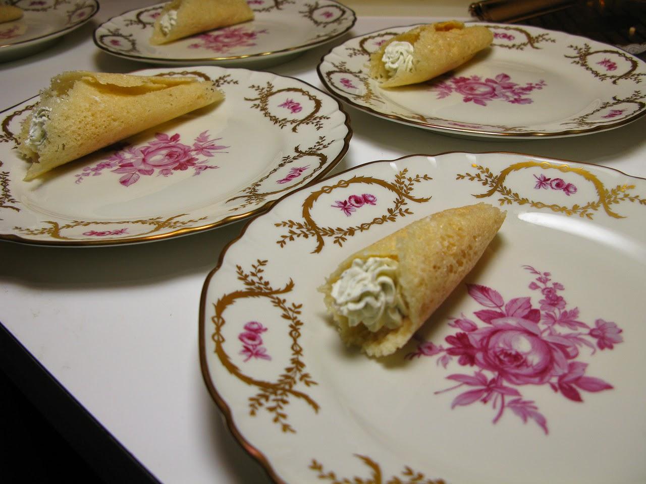 mousse aromatica di formaggi