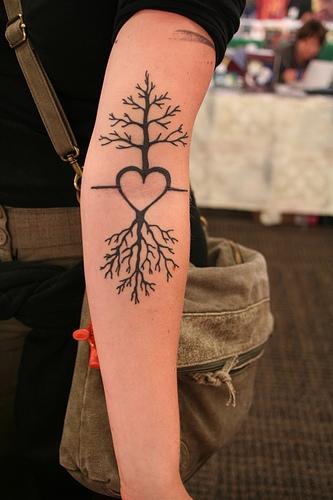 idealistic politics tree of life