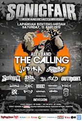 SONICFAIR Medan Hadirkan The Calling