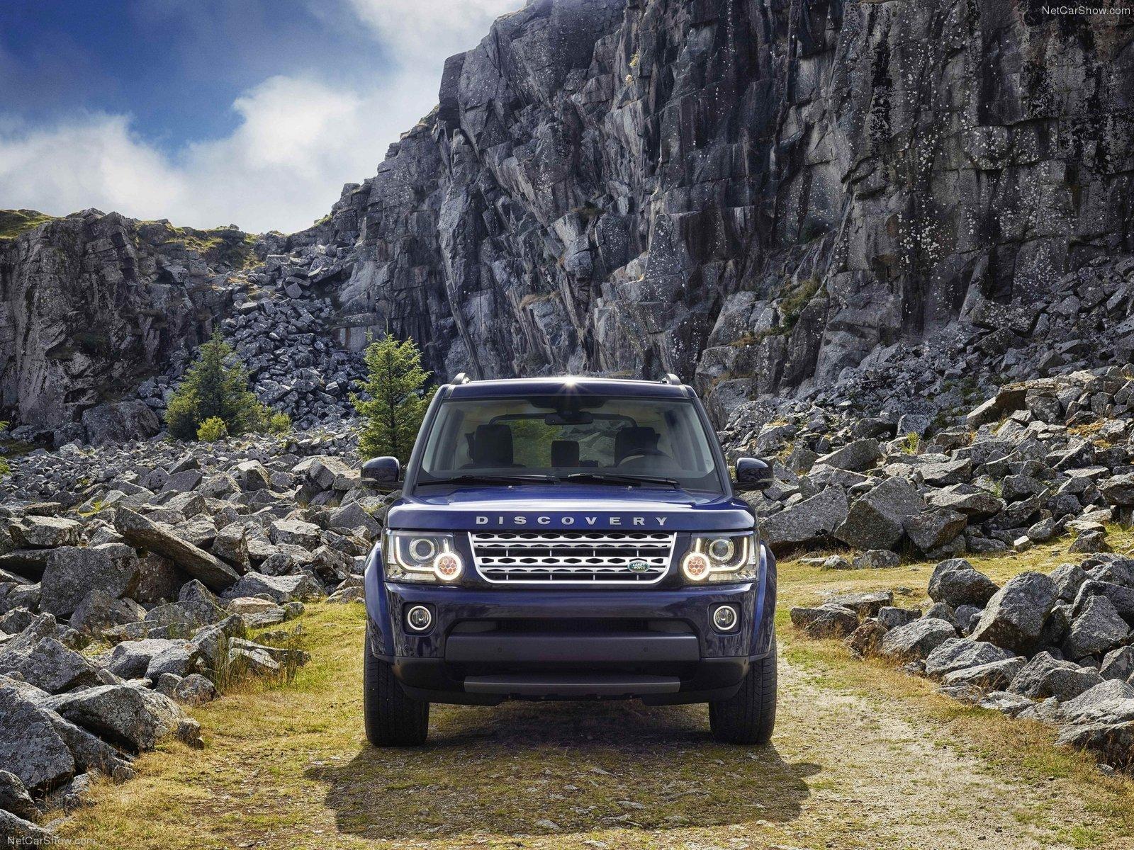 Hình ảnh xe ô tô Land Rover Discovery 2014 & nội ngoại thất