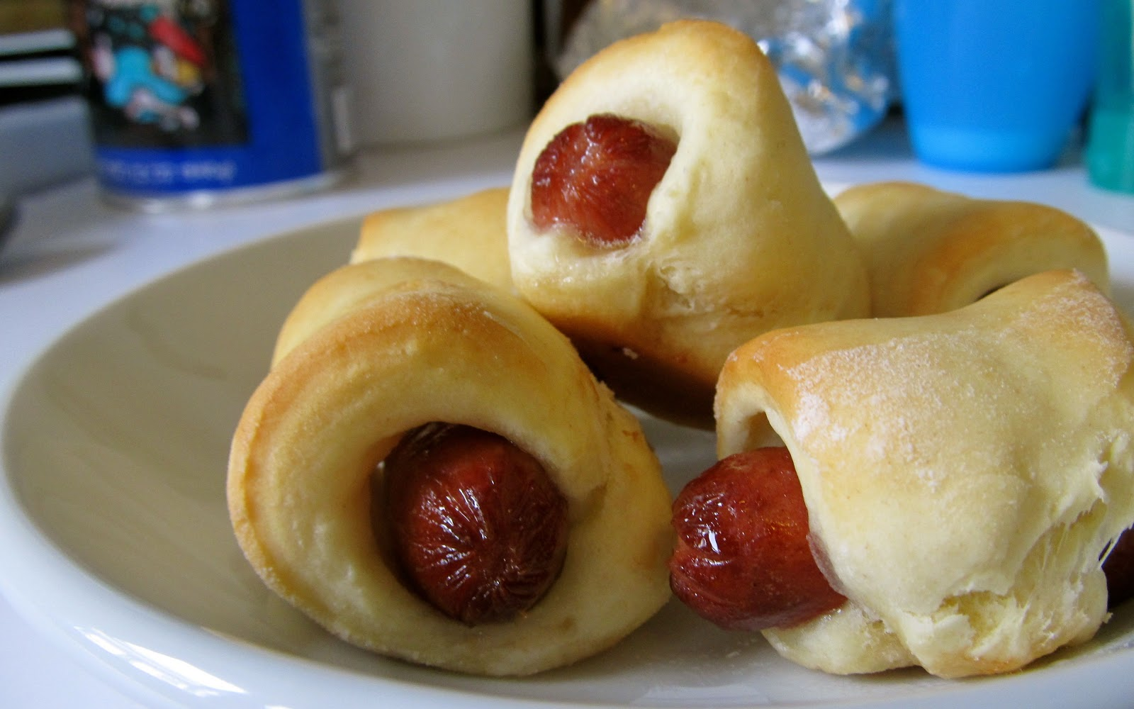 Kid's Choice (Recipe: Pigs-in-a-Blanket)