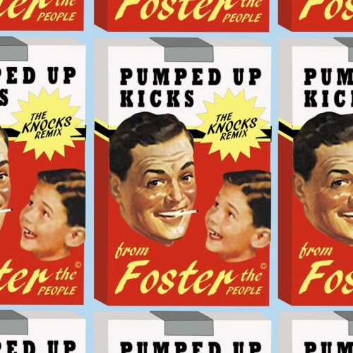 pumped up kicks foster people. Pumped Up Kicks was the