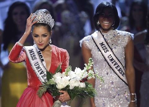 EEUU es Miss Universe 2012