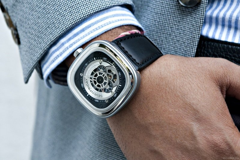 Sevenfriday p2 watch men 39 s gear for Sevenfriday watches