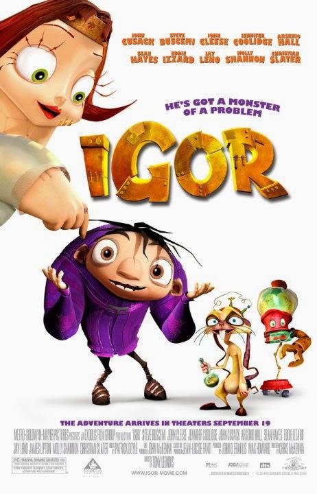 Igor (2008) BluRay 720p