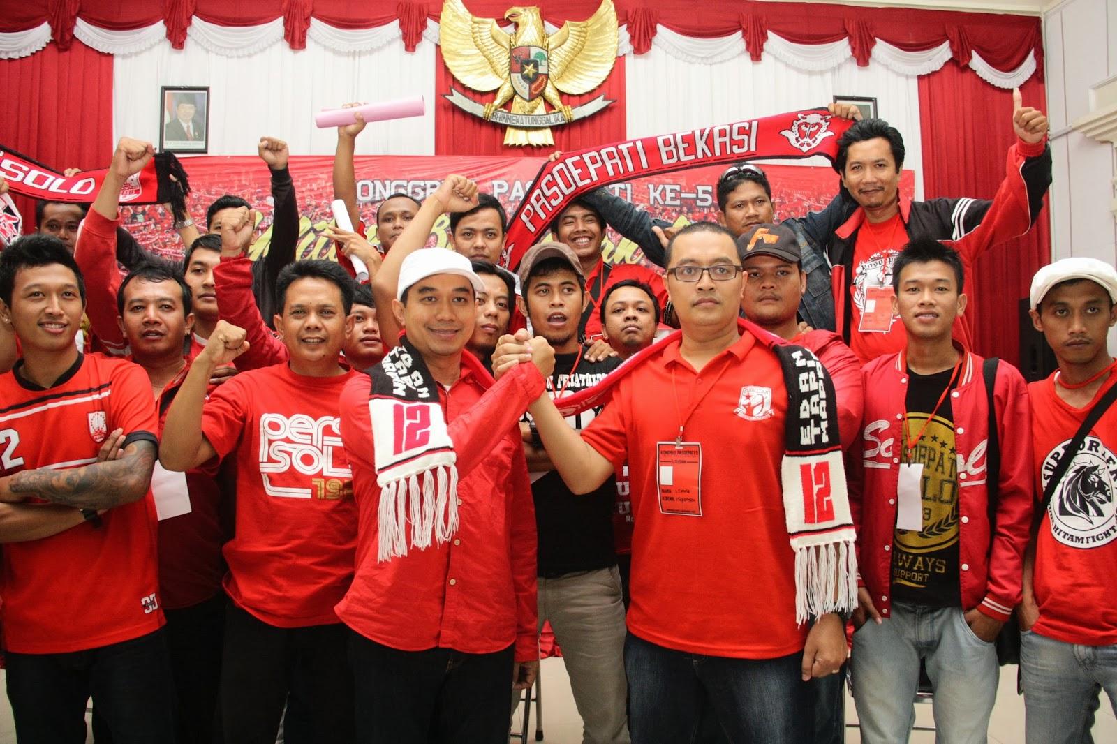DPP Pasoepati Ikrarkan Pesan Damai dengan Suporter PSIS