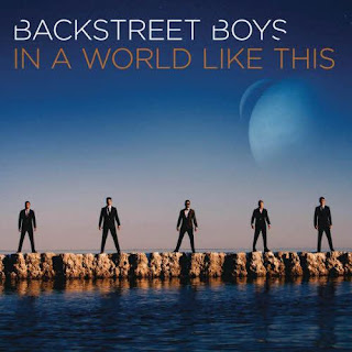 capa Backstreet Boys   In a World Like This