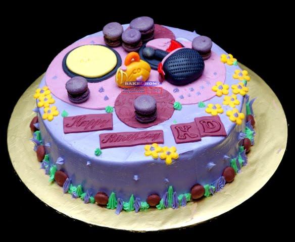 Bake At Home Cake Cupcakes Tartlets Figurines Cake ...