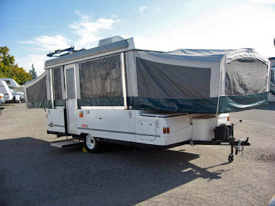 Map of Pop - up tent trailers for sale in the West