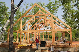 south timber frame homes