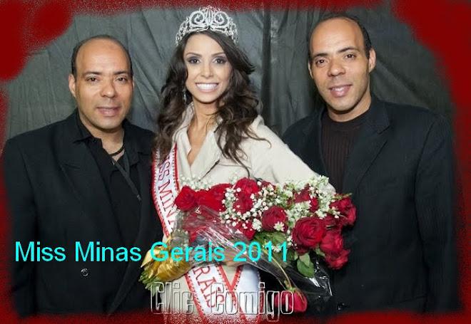 Miss Minas Gerais e Gemeos Maquiadores
