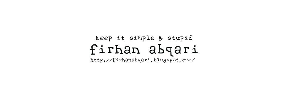 Firhan Abqari