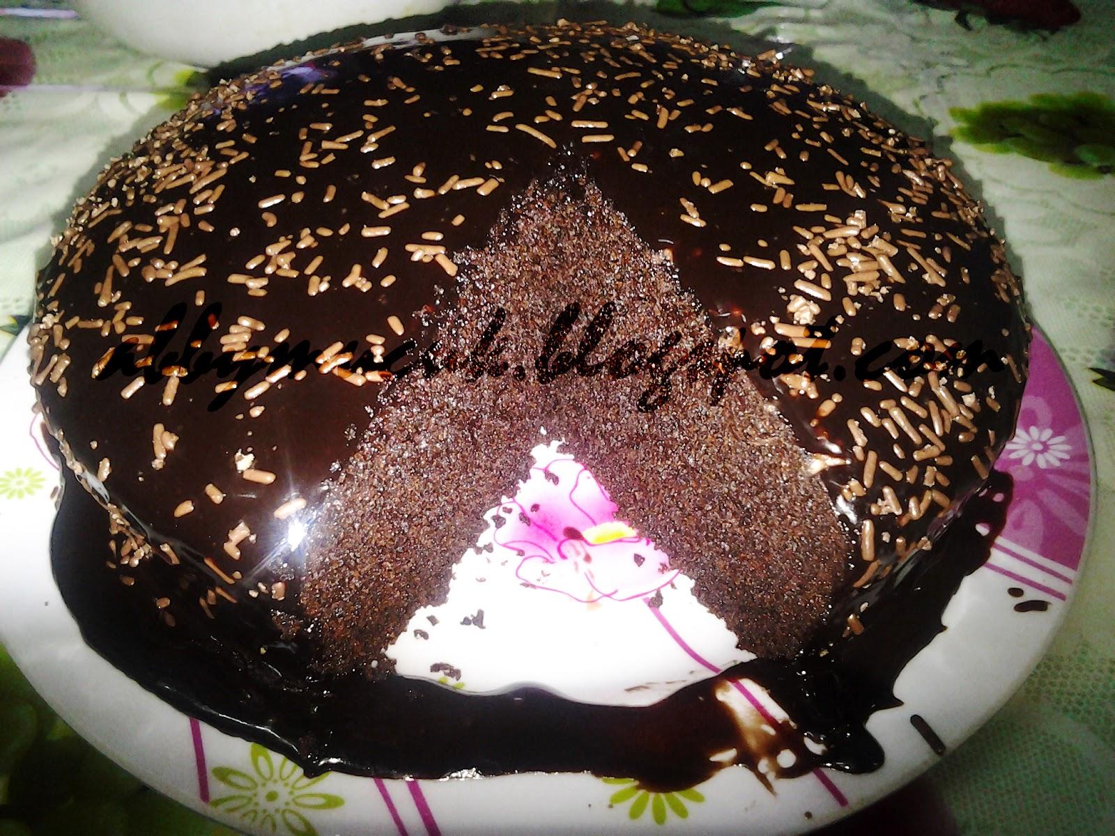 me and my world ♪ ♭♫♪!: resepi kek coklat moist