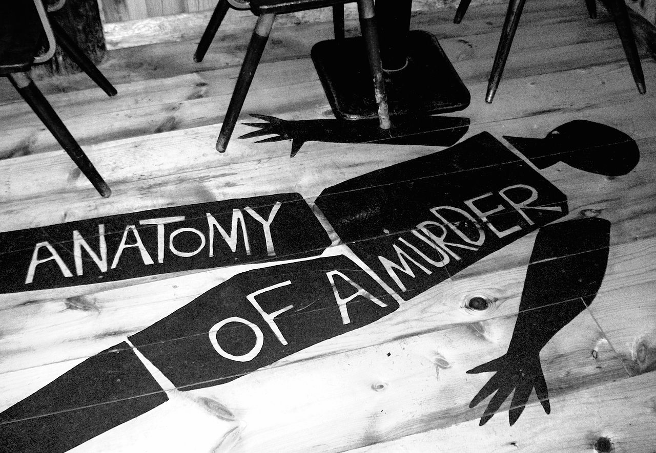 anatomy of a murder film static criticism and essay by anatomy of a murder 1959