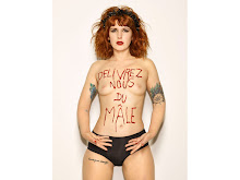 Bettina Rheims : Naked War - Femen
