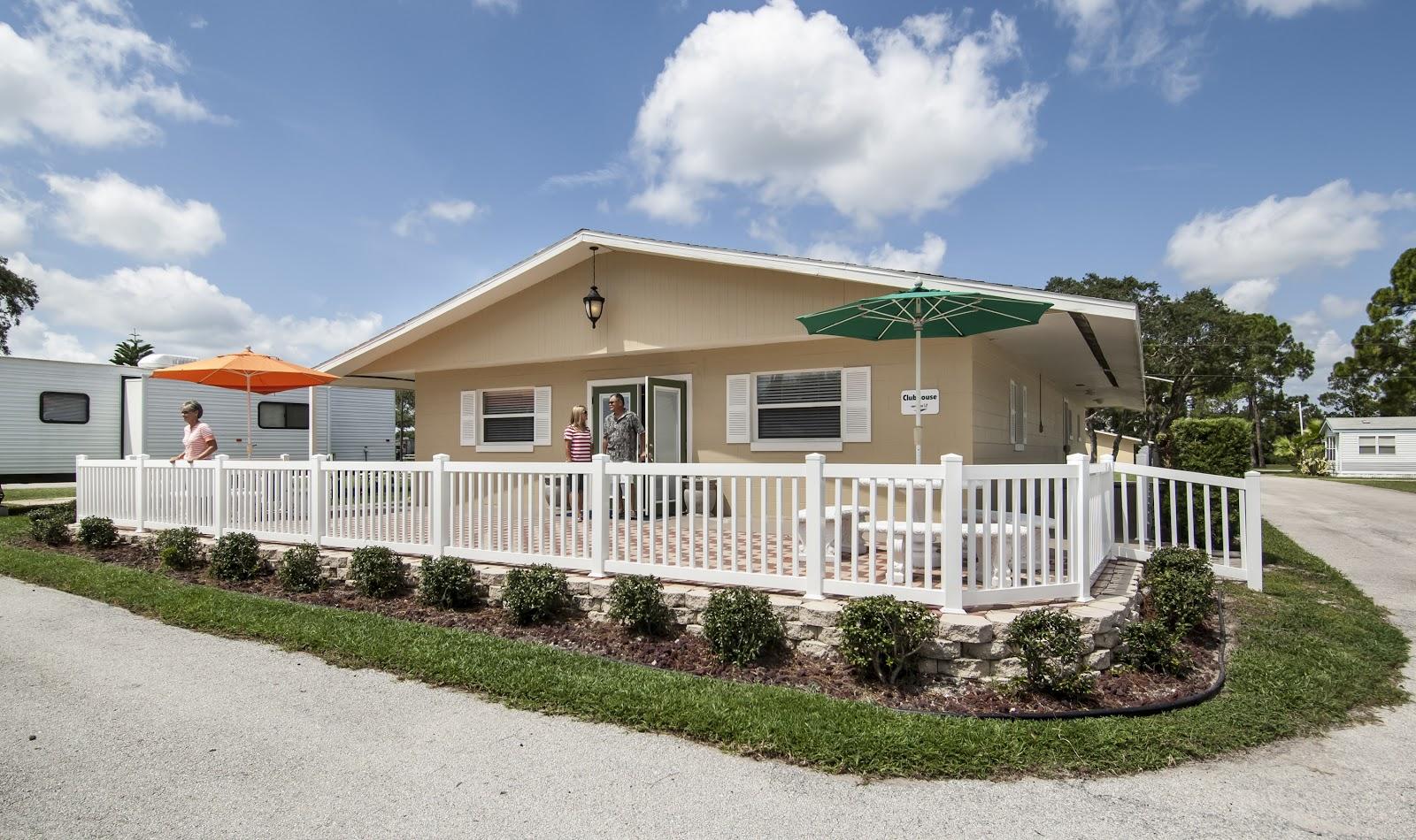 Daytona Beach Carefree Rv Resort Port Orange Florida