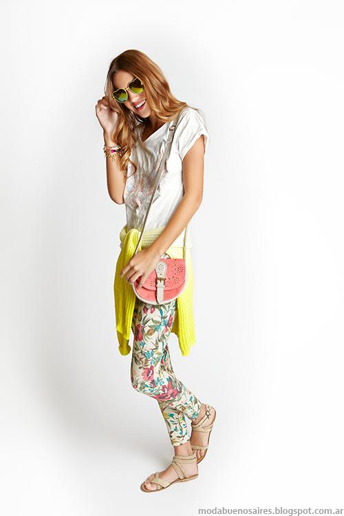Como quieres que te quiera primavera verano 2014. Moda verano 2014 pantalones.
