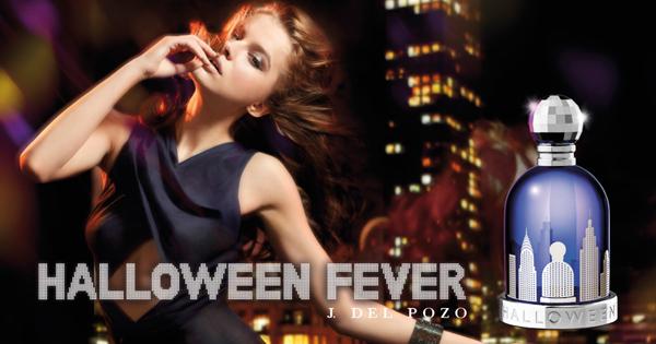 perfume Halloween fever Jesús del Pozo