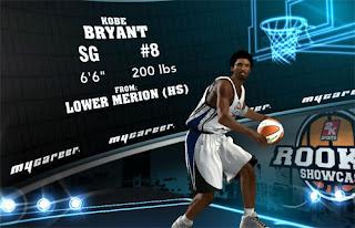 NBA 2K13 Kobe Bryant MyPlayer MyCareer