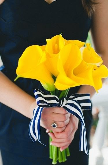 nautical bouquet