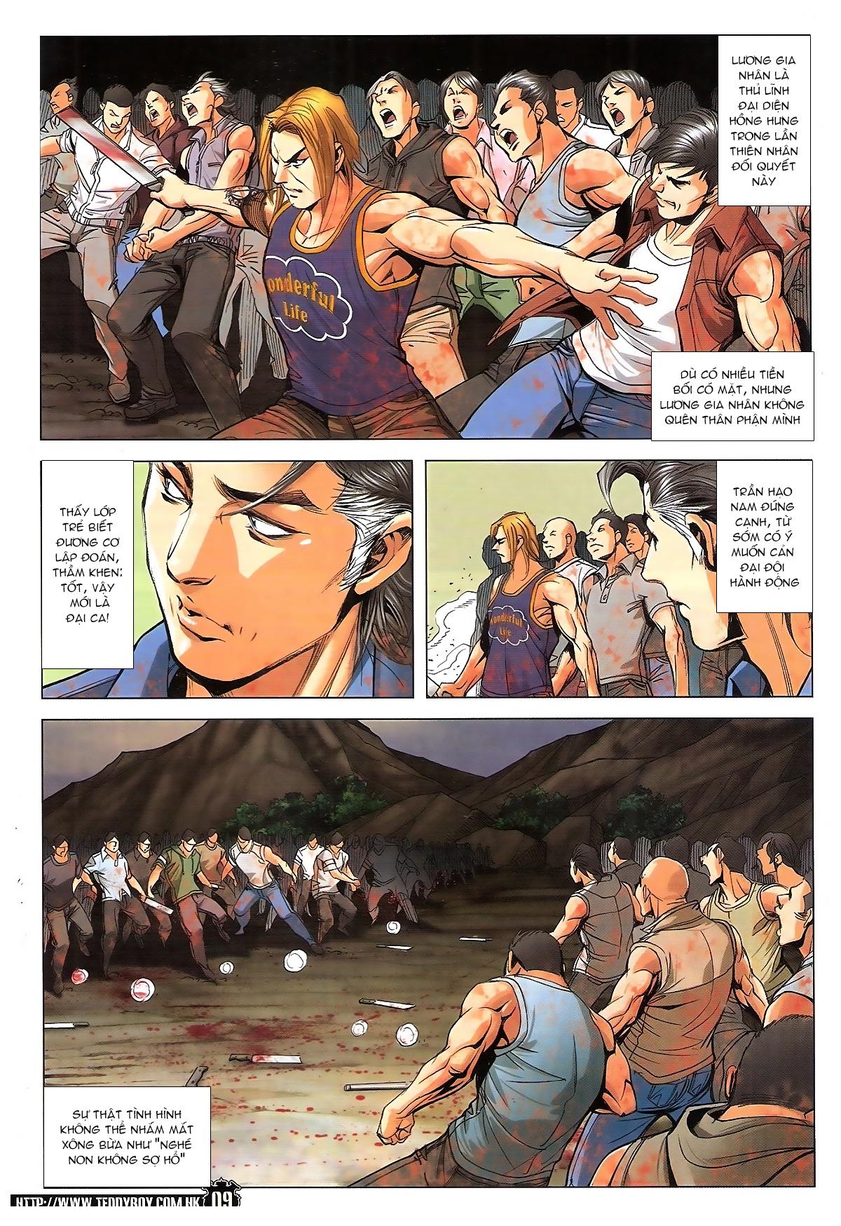 Người Trong Giang Hồ Chap 1839 - Next Chap 1840