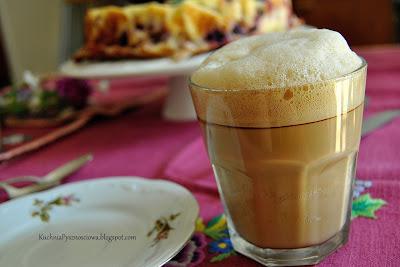 337. Frappe, mrożona kawa z Grecji specjalnie dla taty