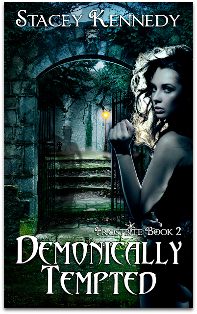 Cover Reveal: Demonically Tempted by Stacey Kennedy