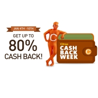 (Last Day) Citrus Cashback Week Offers : Get Upto 80% Cashback on 4th Jan to 10th Jan 2016